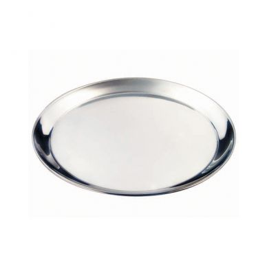 Stainless Steel Round Tray 350mm