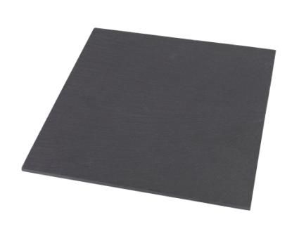 Slate Serving Platter 10cm x 10cm x 0.5cm Straight Edge