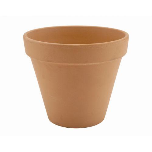 Terracotta Pot Rustic (11.2cm Dia x 9.7cm H)